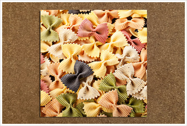 Bow Tie Pasta - Ceramic Accent Tile
