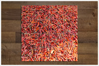 Chili Peppers Background -  Tile Mural
