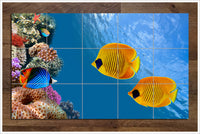 Coral Reef - Ceramic Tile Mural