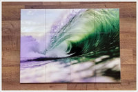Ocean Theme Ceramic Tile Mural