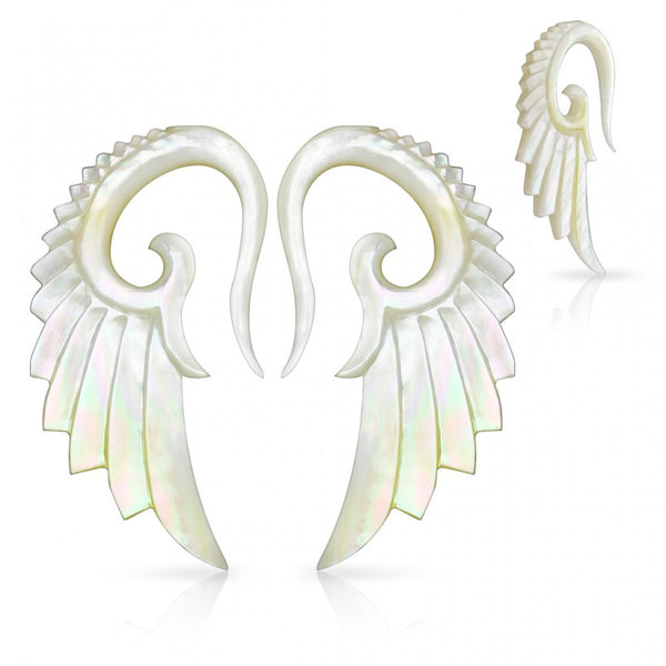Angelic Wing Pair - Handmade