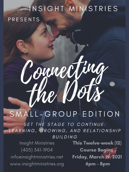 Connecting the Dots Small-Group Edition