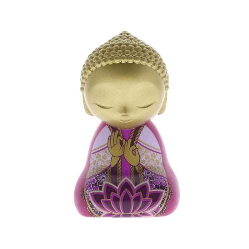 Little Buddha - Choose your thoughts 90mm stytta