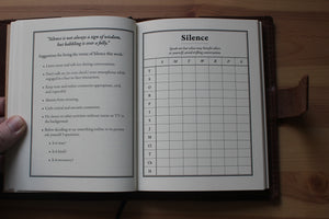 Ben Franklin's Virtues: 13 Week Journal With Updated Dimensions