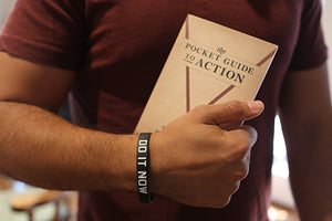 """Do It Now"" Bracelet"