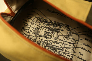 "The AoM ""Anatomical"" Dopp Kit"