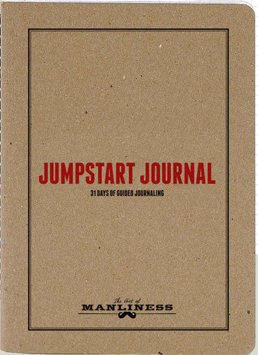 Jumpstart Journal: 31 Days of Guided Journaling