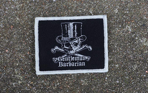 Gentleman Barbarian Morale Patch