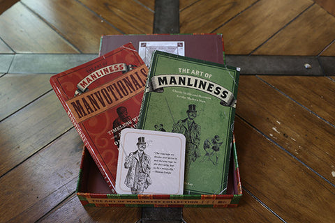 Art of Manliness Collection Boxed Set Signed
