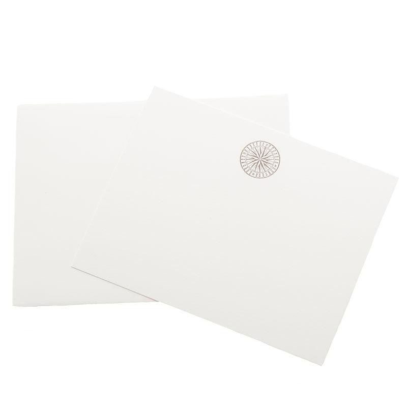 True North Letterpressed Stationery