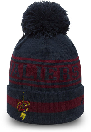 New Era NBA Cleveland Cavaliers Team Jake Bobble Hat