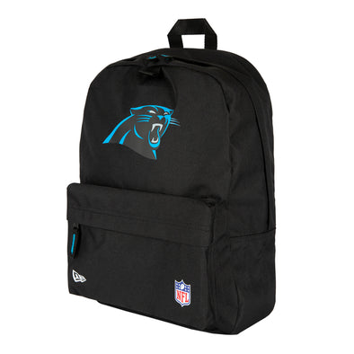 New Era NFL Stadium Bag Carolina Panthers Logo Backpack