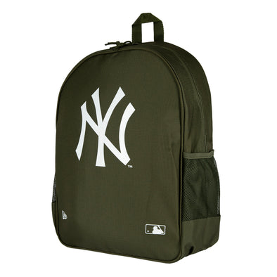 New Era Men's MLB New York Yankees Essential Pack Khaki Backpack