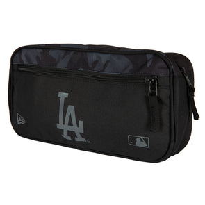 New Era Men's Midnight Camo Los Angeles Dodgers Cross Body Bag