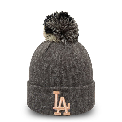 New Era MLB Women's Los Angeles Dodgers Multi Bobble Cuff Knit