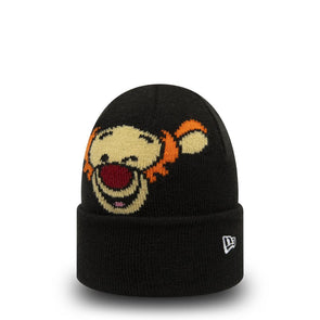 Disney Infant Character Tigger Black Knit