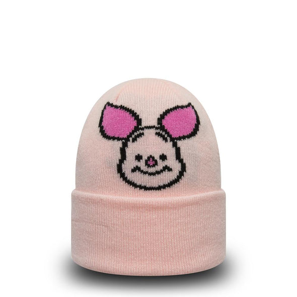 Disney Infant Character Piglet Pink Knit
