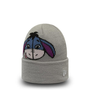Disney Infant Character Eeyore Black Knit