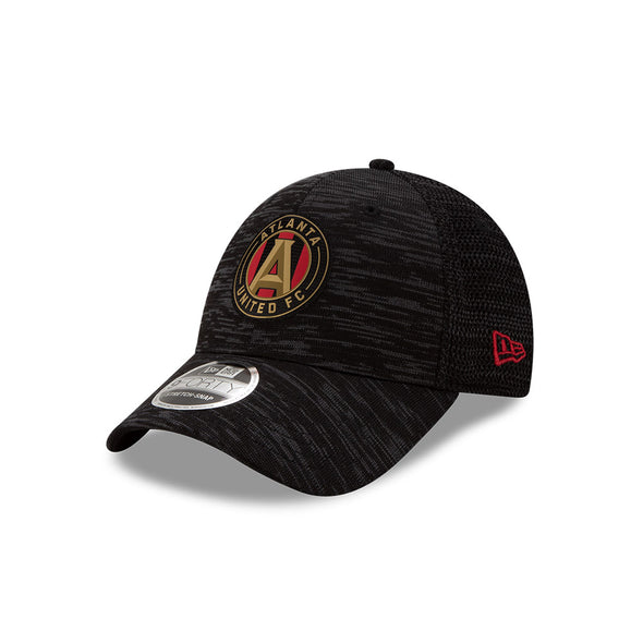 MLS Atlanta United FC New Era On-Field Collection 9FORTY Stretch Snap