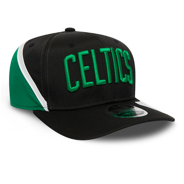 New Era NBA Boston Celtics Hook Black 9FIFTY Stretch Snap Cap