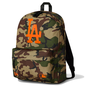 MLB Los Angeles Dodgers Neon Camo Rucksack