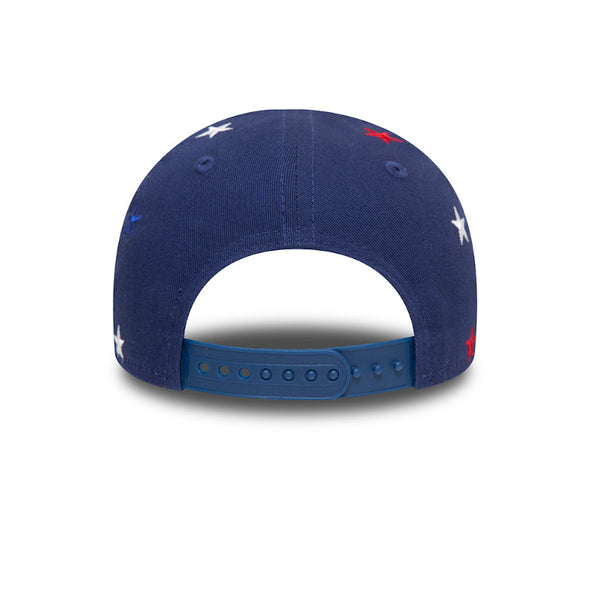 New Era Kids MLB Los Angeles Dodgers Stars Blue 9FORTY Cap