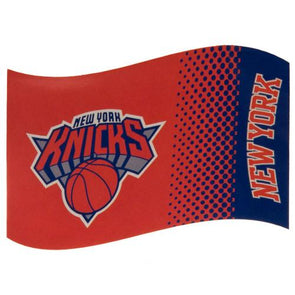 NBA Fade New York Knicks Flag