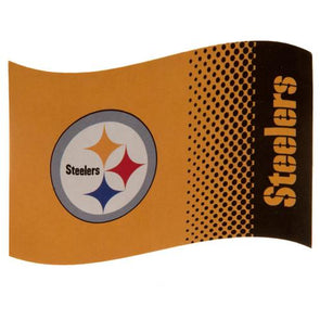 NFL Pittsburgh Steelers Flag