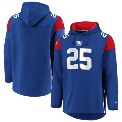 Fanatics NFL New York Giants Franchise Overhead Hoodie 2021