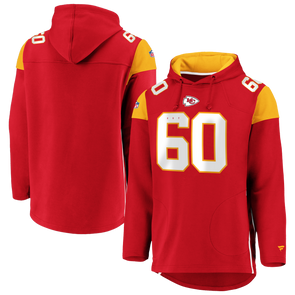 Fanatics NFL Kansas City Chiefs Franchise Overhead Hoodie 2021