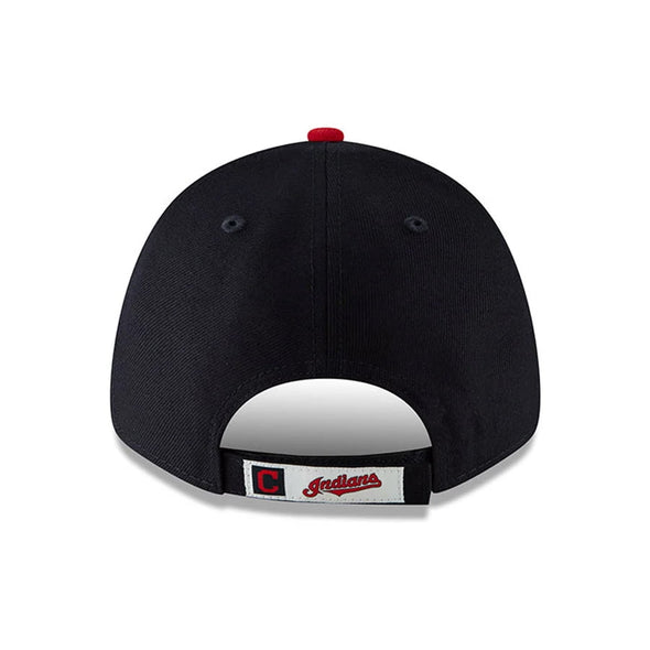Cleveland Indians The League Contrast Visor 9FORTY Adjustable Cap