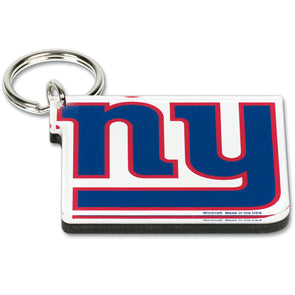 Acrylic Key Ring NFL Logo New York Giants