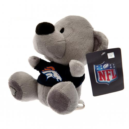 NFL Denver Broncos Timmy Bear