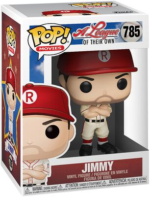 Funko POP! Movies Jimmy A League of Their Own Vinyl Figure #785
