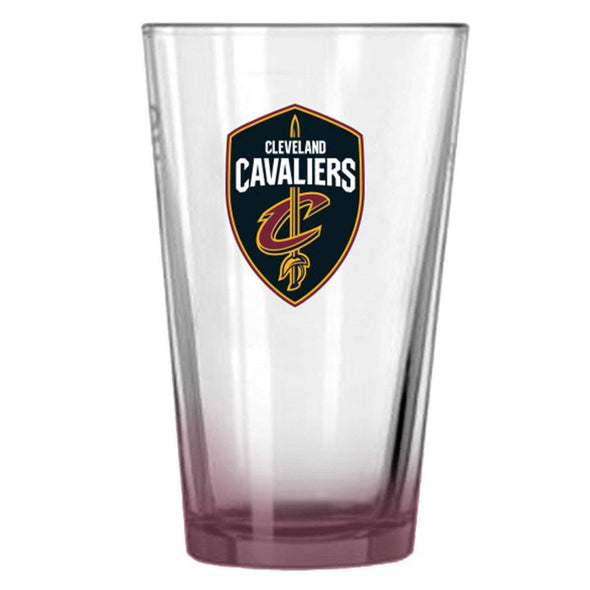 Fanatics NBA Team 16oz Pint Glass Cleveland Cavaliers