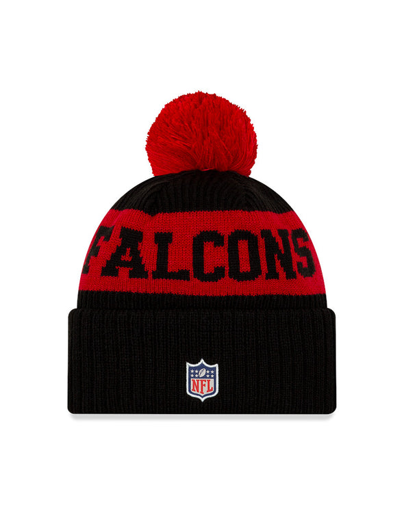 New Era NFL Sideline 2020 Atlanta Falcons On Field Sport Knit