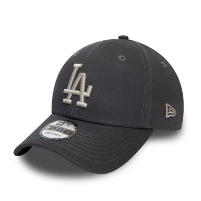 MLB Los Angeles Dodgers Colour Essential Grey 9FORTY Cap