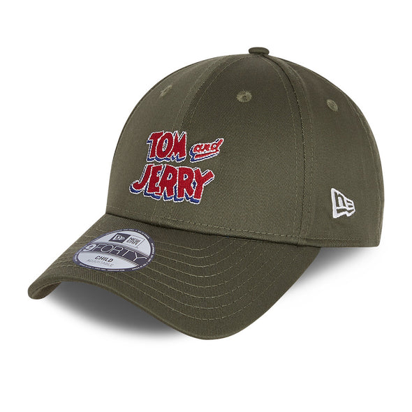 Tom and Jerry Kids Khaki 9FORTY Cap