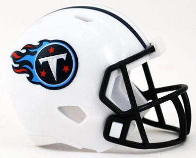Tennessee Titans Riddell NFL Speed Pocket Pro Helmet