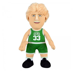 Bleacher Creatures Plush Figure Larry Bird Boston Celtics