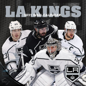 Los Angeles Kings NHL Wall Calendar 2021