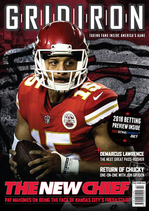 Gridiron Issue XXXIX Edition Kansas City Chiefs
