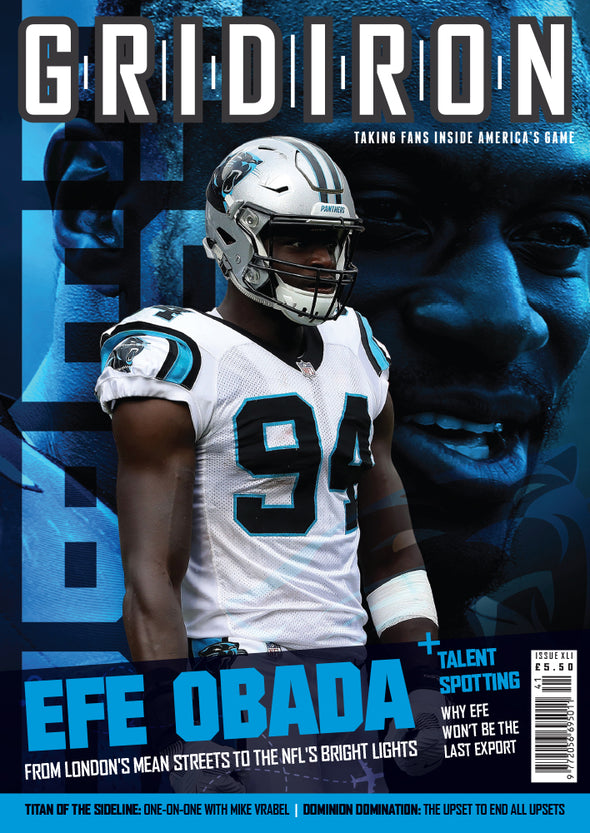 Gridiron Issue XLI Carolina Panthers Edition