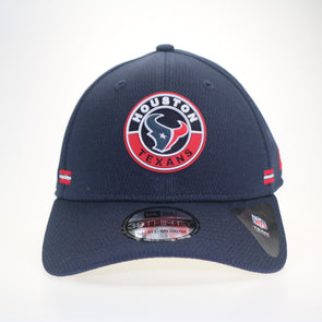 NFL 2020 Sideline Road Alternate Houston Texans 39THIRTY Stretch Fit Cap
