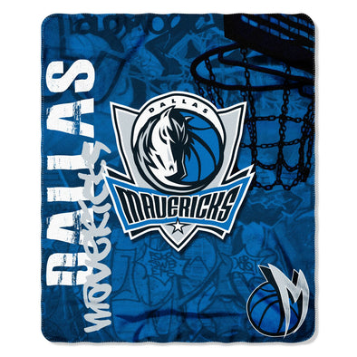 The Northwest Company NBA Dallas Mavericks Hard Knocks Blanket