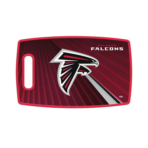 Atlanta Falcons NFL Cutting Board