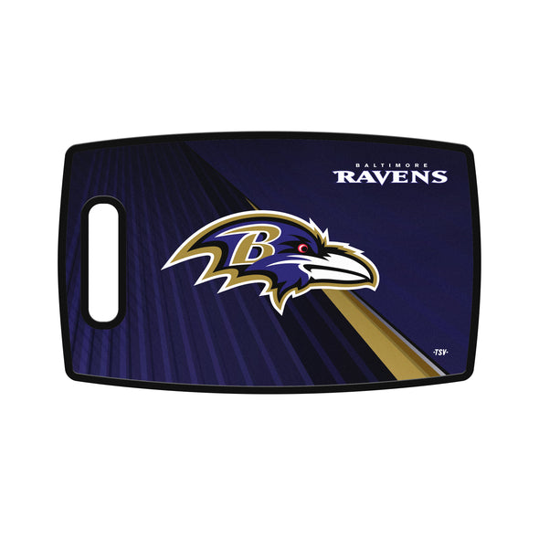 Baltimore Ravens NFL Cutting Board