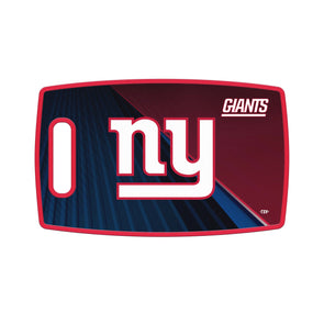 New York Giants NFL Cutting Board