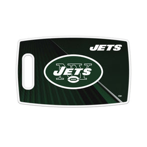 New York Jets NFL Cutting Board