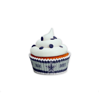 NFL Baking Cups Dallas Cowboys